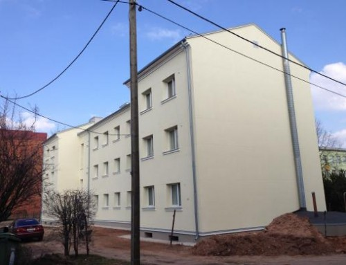 KÜ Põllu 4, Tartu  (KREDEX  15%)