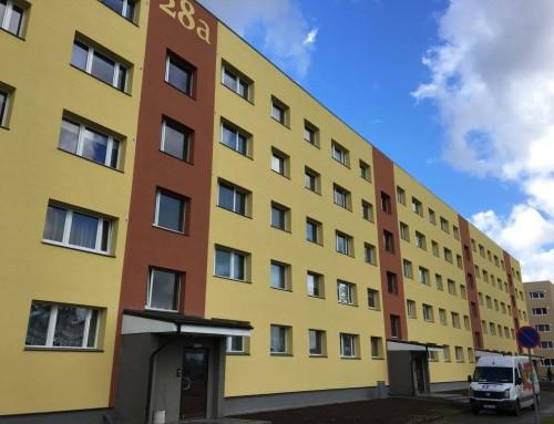 Riia 28A, Viljandi